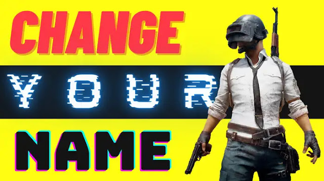 How to Change Name in PUBG Mobile 2020 [FREE ID Cards]