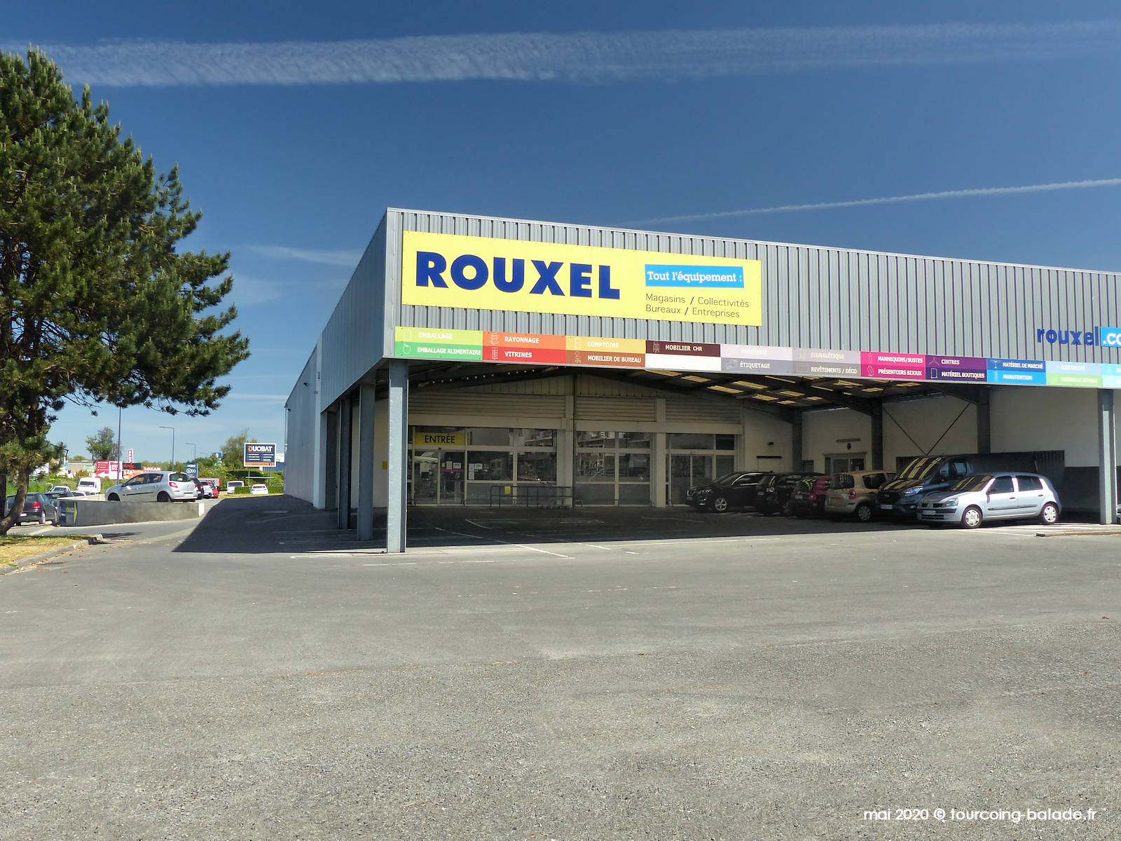 Rouxel Marcq-en-Baroeul, 2020