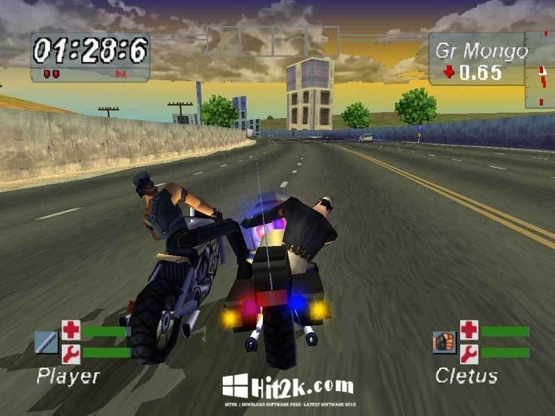 Road Rash Jailbreak Game PC Free Download