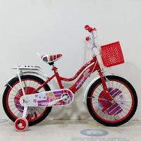 sepeda mini anak golden berbi kids city bike