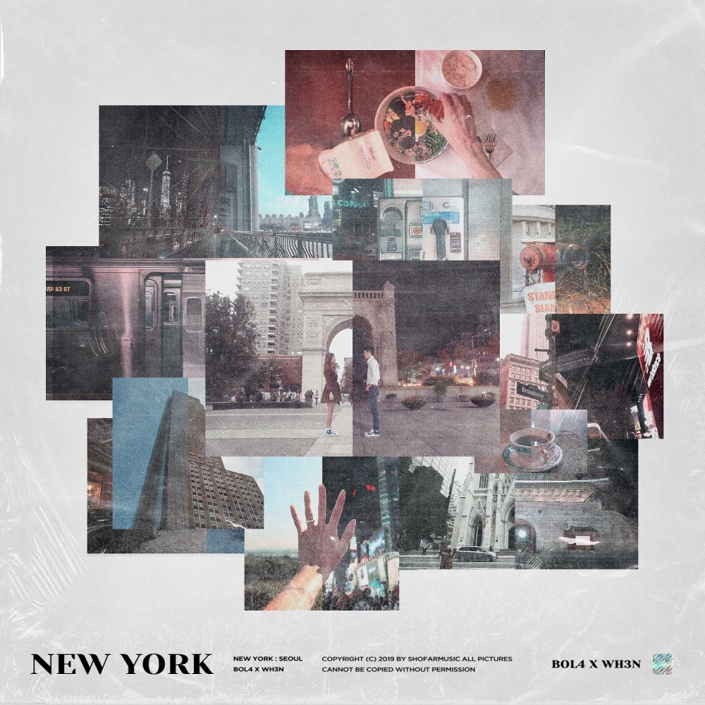 BOL4, WH3N – New York – Single (ITUNES MATCH AAC M4A)
