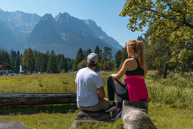 3-Seen-Tour Eibsee – Badersee – Pflegersee | Wandern Garmisch-Partenkirchen 13
