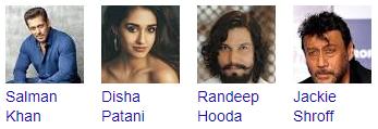 Radhe full movie cast