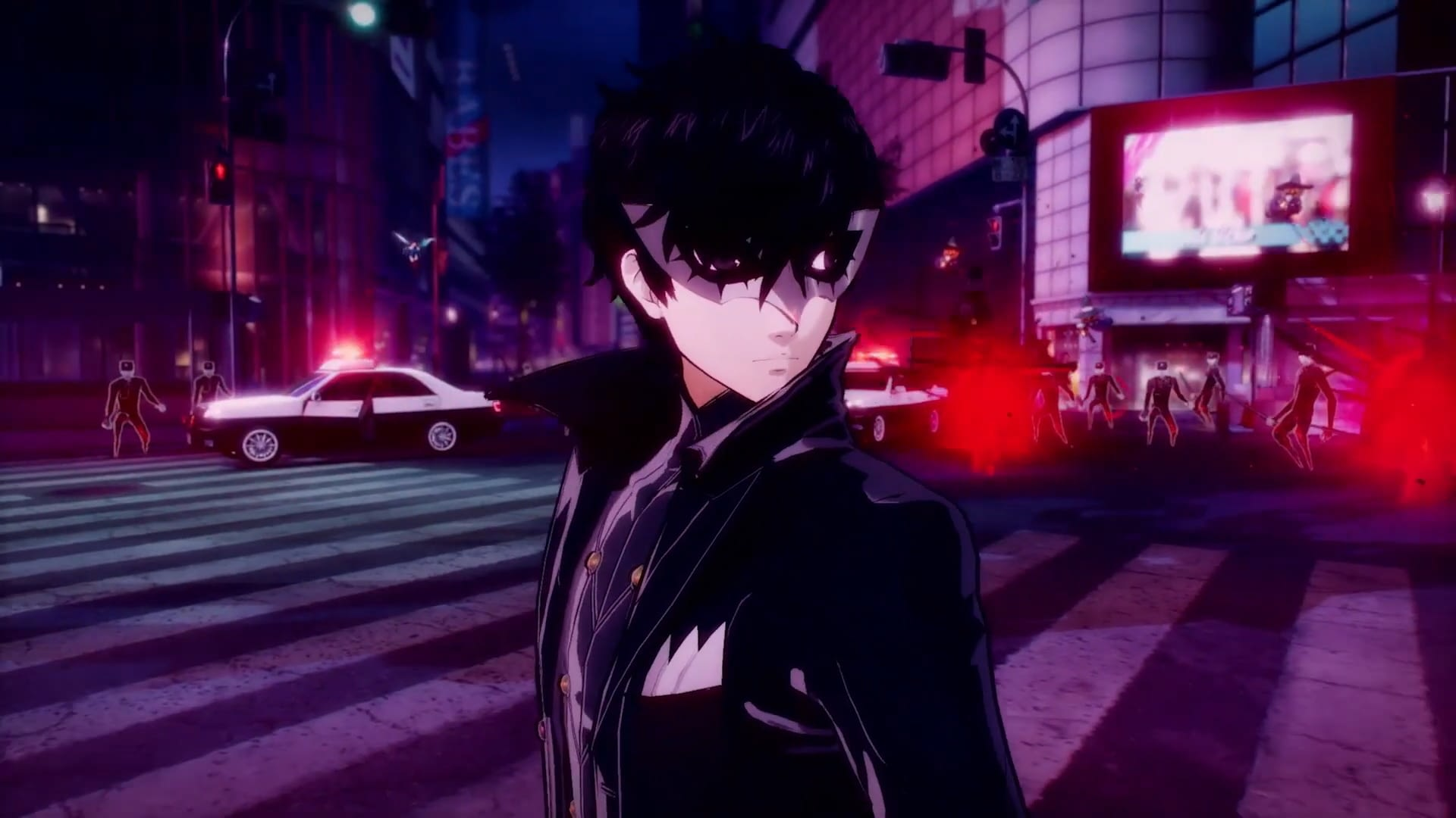"""Persona 5 Strikers - """"My Prison"""" Merger Requests"""
