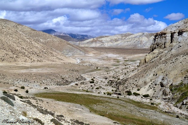 In cammino verso Lo Manthang