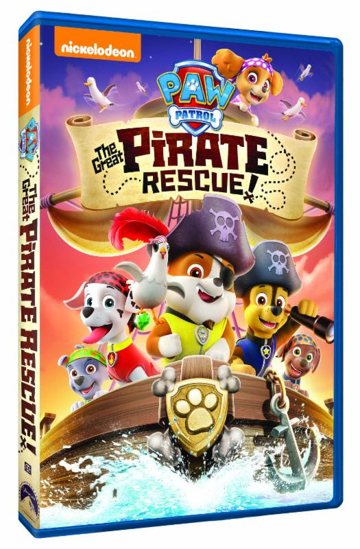 Nickalive Nickelodeon Amp Paramount To Release Quot Paw Patrol