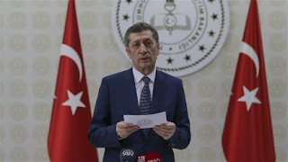 تركيا تمدد التعلم عن بعد بسبب فايروس كورونا