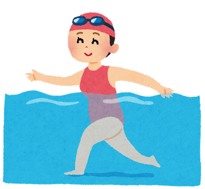 水泳、自転車は骨を弱くする運動!?