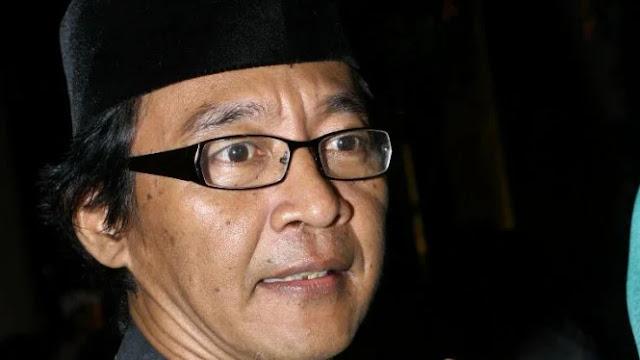 Sindir Johnny Plate, Sujiwo Tejo Minta Kominfo Blokir Dulu Akun Anonim