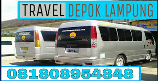 Info Jasa Travel Depok Ke Lampung Linggau Palembang 24 Jam