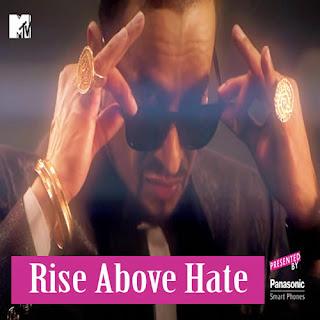 Rise Above Hate Lyrics - Jazzy B Ft. MG | MTV Spoken Word