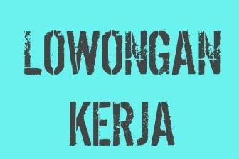 Lowongan Kerja Madura Area Bangkalan Sebagai Admin