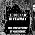 Exclusive MARK RIDDICK artwork GIVEAWAY!