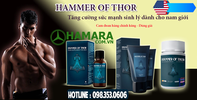 sinh lý 69 đanh giá hammer of thor gel có tốt không
