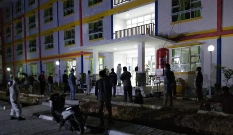 57 Warga yang Jalani Karantina di Rusunawa Tanjunguncang, Kondisi Sehat
