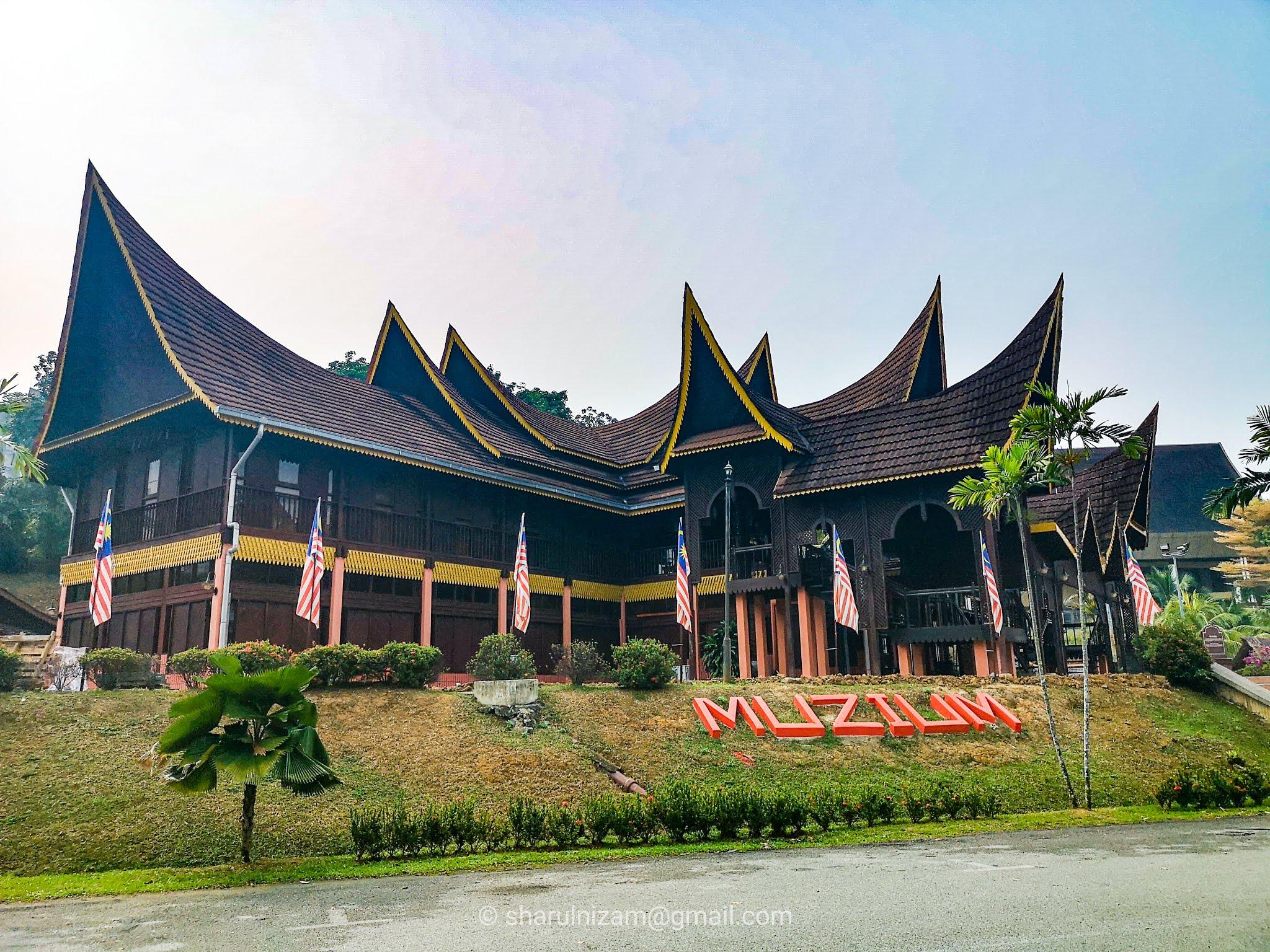 Melawat 5 Muzium Di Negeri Sembilan Dalam Masa Satu Hari