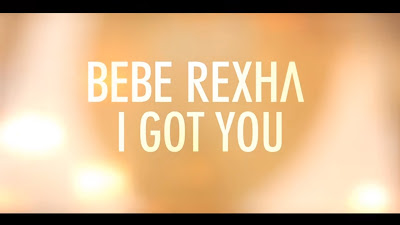 Bebe Rexha - I Got You [ #Lyric #Video ]