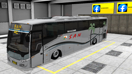livery san old scorpion x bsw