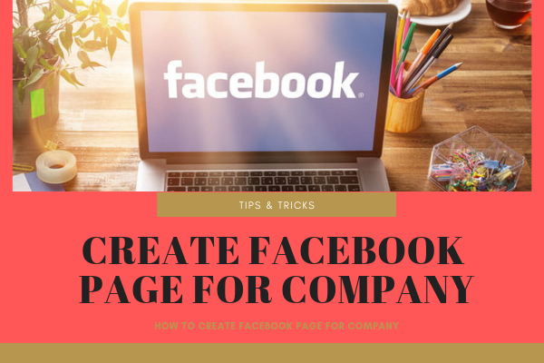 Set Up Facebook Company Page<br/>