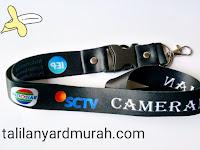Ukuran Desain Tali ID Card Standar
