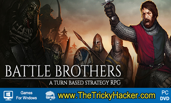 Battle Brothers Free Download Full Version Game PC