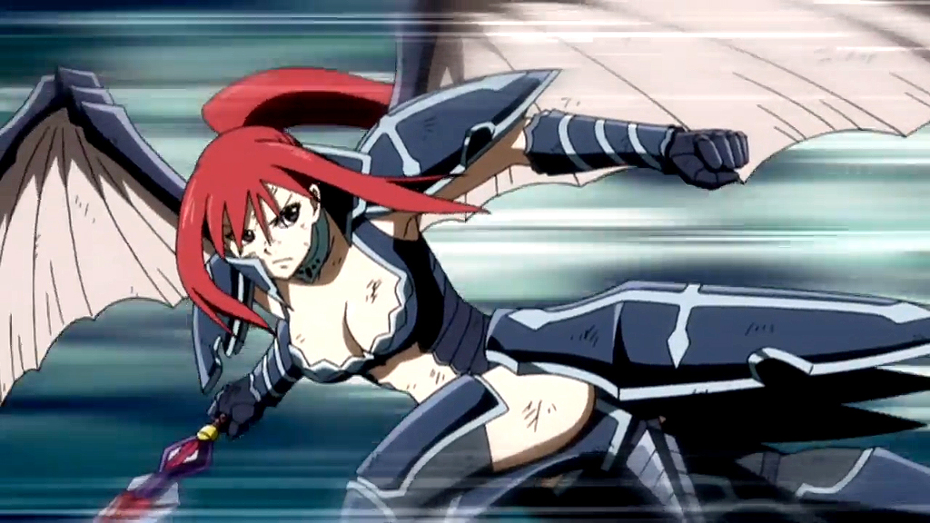 Erza Flight Armor Cosplay My Characters Anime Li...