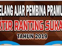 Download Contoh Spanduk Gelang Ajar Pramuka Format CDR