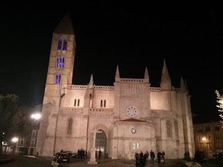 valladolid iglesia de santa maria