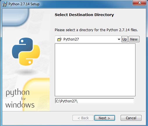 Python Automation Selenium Windows 7