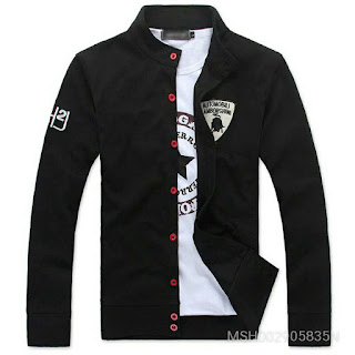 Men's Leisure Pure Cotton  Casual Jackets