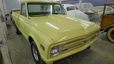 1968 Chevy C10 Pickup