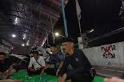 Di Pengajian Malam Jum'at, Ketua DPC BPPKB Banten Jakbar '98, Abah Olon Minta Jaga Kekompakan