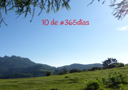 paisaje radiante 10 de #365días