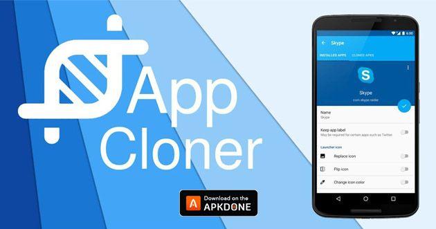 تحميل App Cloner افضل برنامج لنسخ الألعاب والتطبيقات للاندرويد 2020