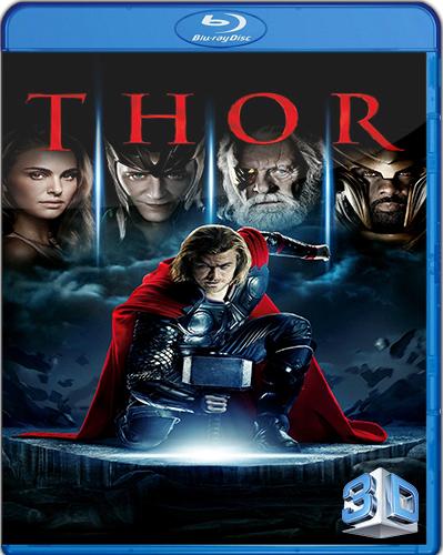 Thor [2011] [BD50] [Español] [3D]
