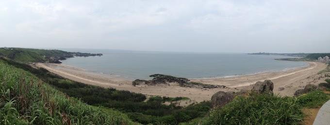 NewTaipei,Shimen District | Linshan Cape Recreation Area and Baisha Bay,Coastline Scenery