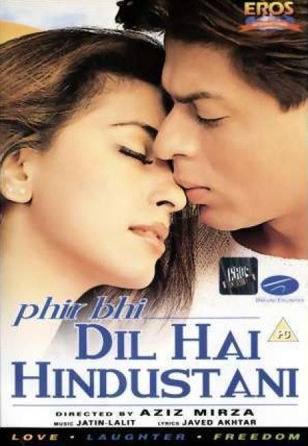 Phir Bhi Dil Hai Hindustani (2000) Movie Poster
