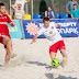 """Пляжний футбол: """"Ураган"""" позмагається за звання чемпіонів України"""