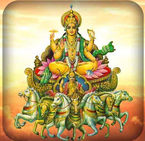 Surya Prayer
