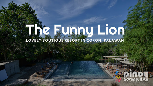 The Funny Lion Resort in Coron Palawan Review