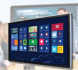 Công nghệ màn hình tương tác mới nhất
