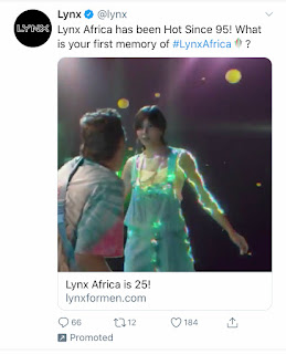 Lynx Africa Is 25