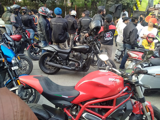 Bike Rally Organised BY City's Traffic Department Successfully Held At Thane | Road Safety Week 2021
