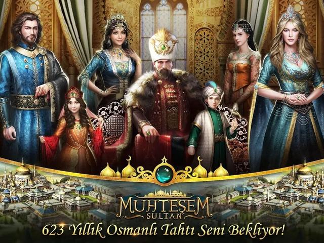 muhteşem sultan hilesi