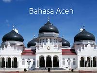 Apa Nama Bahasa Daerah Aceh?