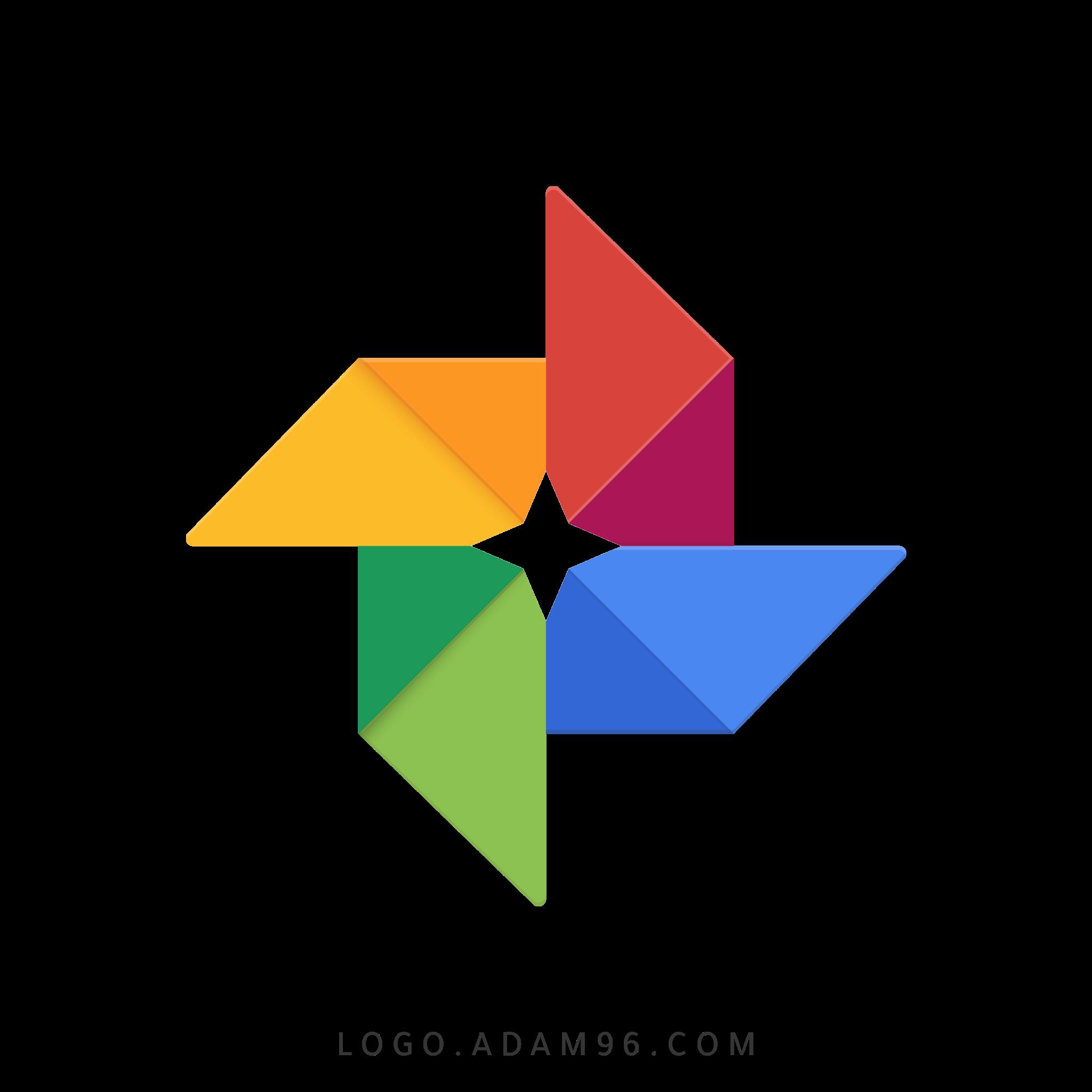 تحميل شعار جوجل صور الرسمي لوجو عالي الجودة Logo GOOGLE PHOTOS PNG