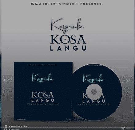Kayumba - Kosa Langu