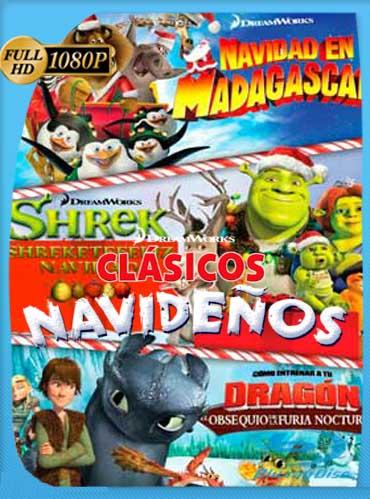 Clásicos Navideños de DreamWorks (2011) HD [1080p] Latino [GoogleDrive] TeslavoHD