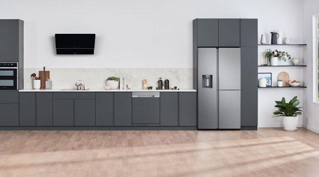 Samsung expands its range of Side by Side refrigerators