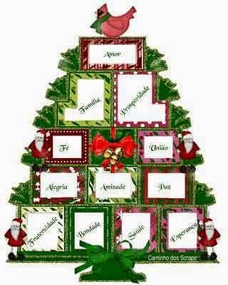 Árvore de Natal da Paz
